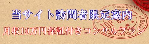 アフィリエイトコンサル月収10万円保証付プラン