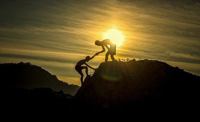 自分でやる事と他人の力を借りるべき対象