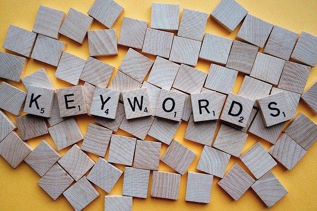 記事とキーワードの絞り込み
